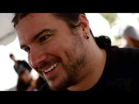 Video Interview with Trivium guitarist Corey Beaulieu at Heavy TO 2012