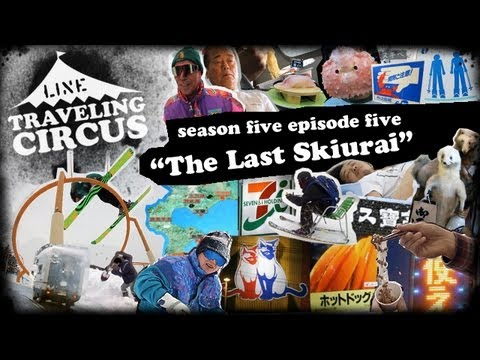 LINE Traveling Circus 5.5 The Last Skiurai - Season 5 Finale