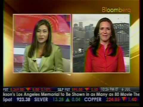 Trades On The Australian Securities Exchange - Bloomberg