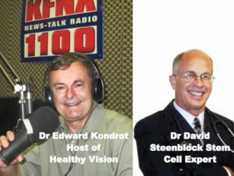 Healing the Eye - Stem Cells in the Treatment of Eye Disease - Dr. Kondrot