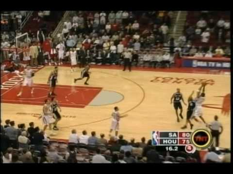 Tracy McGrady 13 Points Vs The Spurs In 33 Seconds HD
