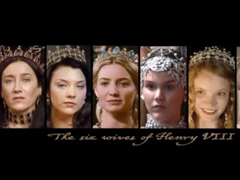 The Wives of Henry the VIII. [The Tudors + Horrible Histories]