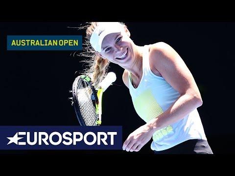 Australian Open 2018: Top 5 Funniest Moments | Eurosport