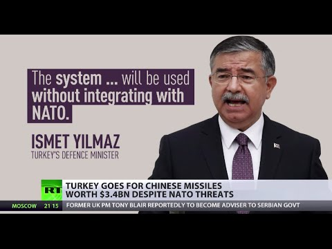 'Turkey to buy China antimissile system for political leverage against NATO'