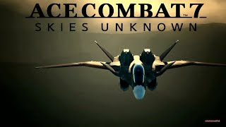 ACE COMBAT™ 7 Skies Unknown E.p. 18 / Mision 18: Lost Kingdome #AceCombat7
