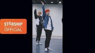 [KIHYUN][Dance Practice] 몬스타엑스 (MONSTA X) - 'JEALOUSY' Vertical