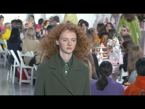 MANSUR GAVRIEL New York Fashion Week Spring/Summer 2019