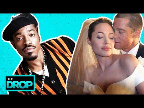 Brad Pitt & Angelina Jolie Get Married! + André 3000 Battling Depression - ADD Presents: The Drop