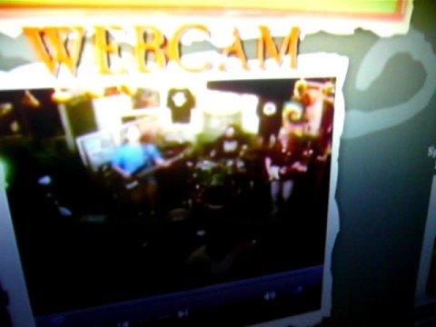 Kelly Richey Band_Green Parrot Bar_Key West_webcam_10-11-08