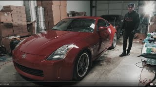How to do Paint Correction - Nissan 350Z Detail