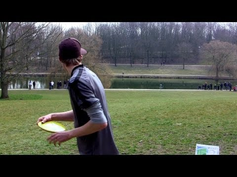 lcgm8 Disc Golf - Dutch Open 2013 Final
