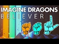 ASL Cover • Believer By Imagine Dragons
