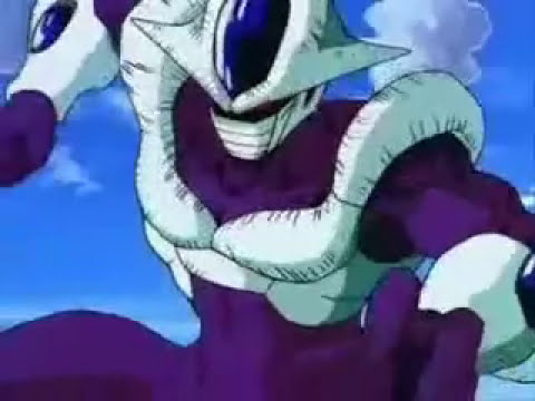Dragonball Z-Goku vs Cooler