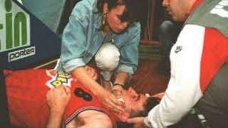 El peor accidente historia deporte: Slobodan Jankovic