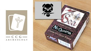 7th Sea CCG Sea Dogs Starter Deck Opening/Unboxing - CCG Archeology