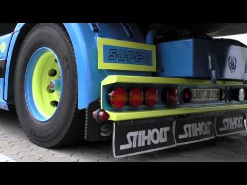 SCANIA R V8 Streamline TSU Jens Bode +INTERIOR -