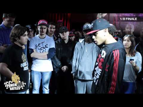 Foo vs Killer 1/8ste Finales PunchOutBattles 2012