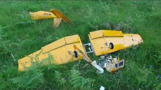 Crashes RC airplanes, part 3