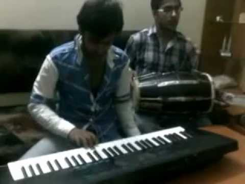 Aane Se Uske Aaye Bahar Instrumental video