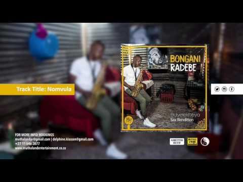 Bongani Radebe - Nomvula (Sax Rendition)
