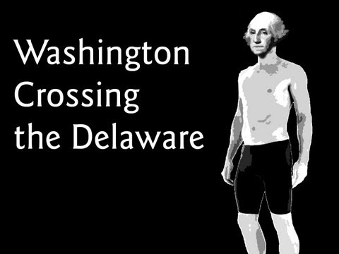 Delaware River Crossing Crossing The Delaware