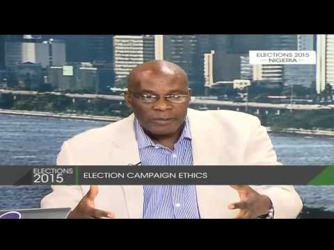 Election campaign ethics: The role of money in Nigeria