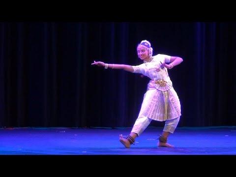 Bharatanatyam (ananda Nartana Ganapatim) - Tfa Navarathri 2014 video