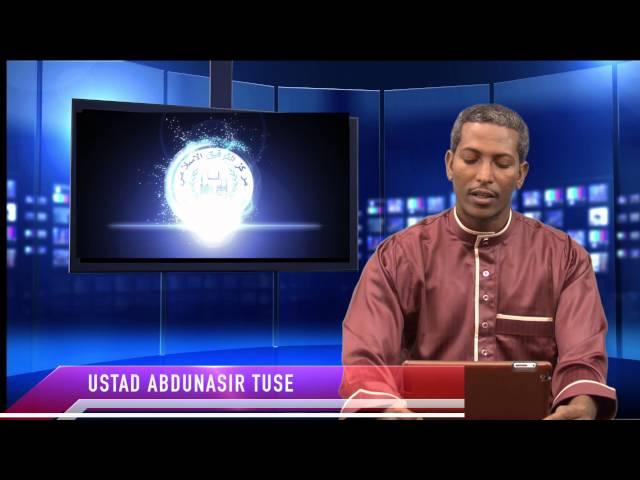 AbdulNasir Tufa Walalo Hadha Ira Dubatuu @ Tawfiq Islamic Center