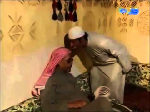 ناصر القصبي يبكي حزين