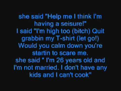 Eminem My Fault Lyrics