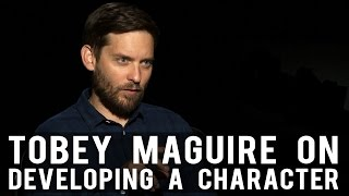 It's An Actor's Job To Understand A Character, Not Judge Them by Tobey Maguire