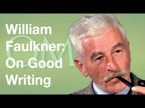 Research Paper on William Faulkner - Good Example
