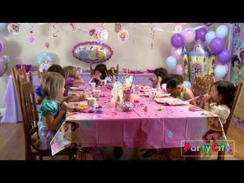Enchanting Disney Princess Party Ideas Youtube