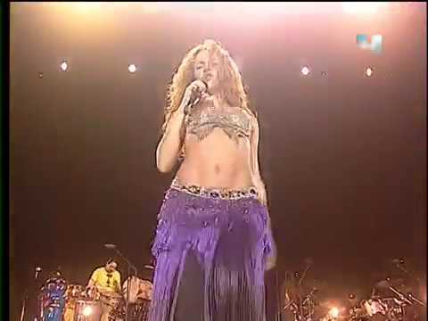 Shakira - 09 Whenever Wherever (Oral Fixation Tour Dubai)