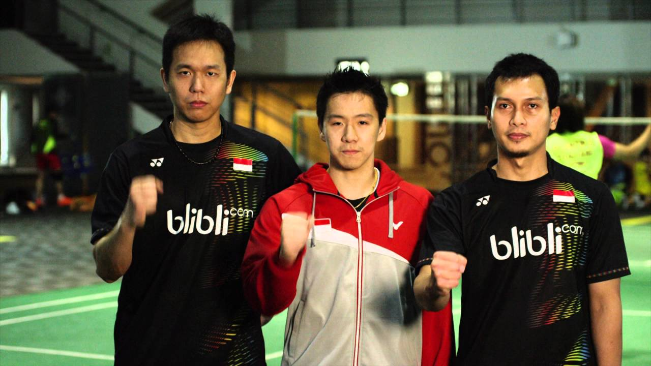 TOTAL BWF THOMAS AND UBER CUP FINALS 2016 | INDONESIA THOMAS CUP TEAM MESSAGE