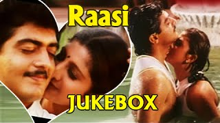 Raasi Tamil Movie Songs Jukebox - Ajithkumar, Ramba - Tamil Movie Songs Collection - Romantic Songs