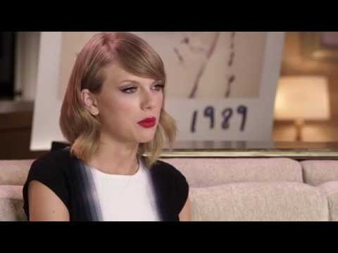 Taylor Swift Talks About Out Of The Woods
