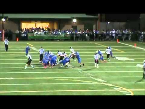 #5 Darrin Laufasa 2012 season highlights