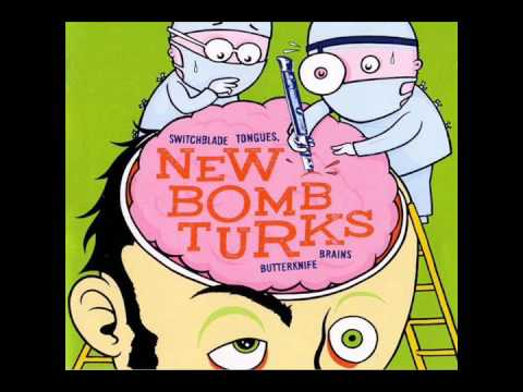 New Bomb Turks - Switchblade Tongues & Butterknife Brains (Full Album)