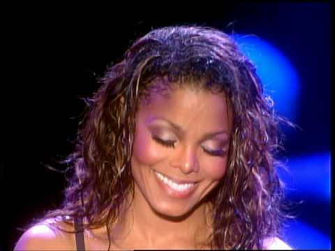 Janet Jackson Getting Ready For Tour