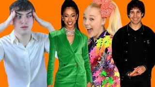 Kids Choice Awards 2019 Red Carpet ROAST (liza koshy copying cardi, david dobrik is basic)