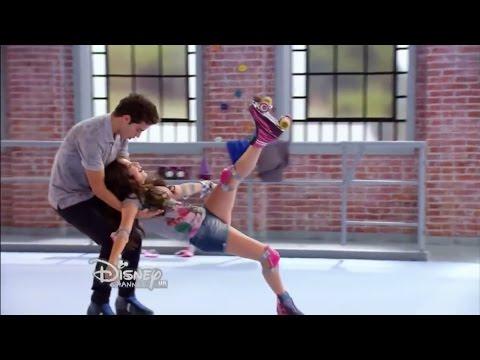 Soy Luna | Luna y Matteo patinan Juntos (Capítulo 51) #LUTTEO