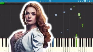 How to play Never Enough on piano - The Greatest Showman Soundtrack - Piano Tutorial