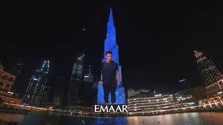 F9 | Burj Khalifa Takeover