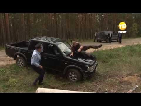 Под Тверью снимают четвертый сезон сериала Лесник. 2016-09-12