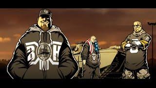 DJ MUGGS vs ILL BILL - SKULL & GS ft. SLAINE & EVERLAST