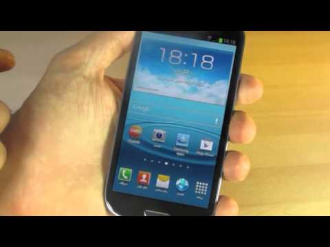 Arabic Samsung Galaxy S3 SIII - Review & Demonstration
