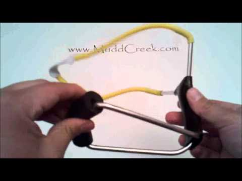 Trumark WS-1 Classic Slingshot Review by MUDD CREEK