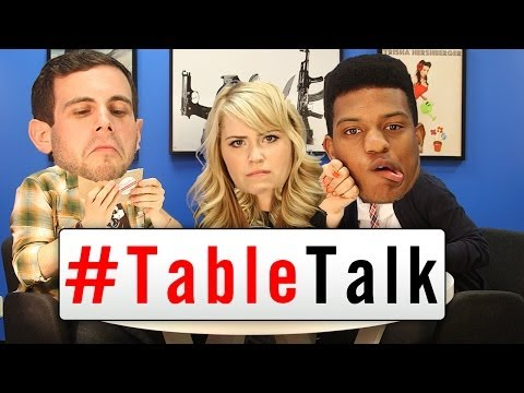 What Celeb Would You Reject?- It's #tabletalk! video