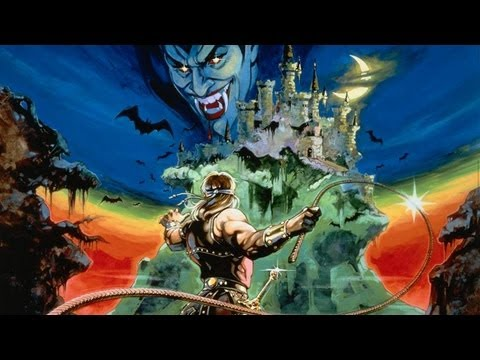 CGRundertow CASTLEVANIA for NES Video Game Review